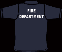 cheap custom t shirts  for the Fire Department in Arlington, Massachusetts (MA)