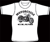 printed merchandise  for Motorcycle Clubs in Torrington, Connecticut (CT)
